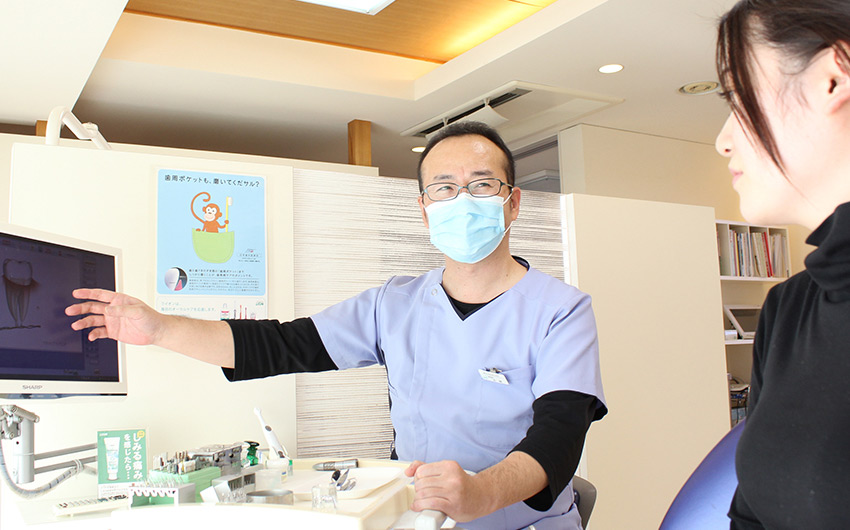ミント歯科とは?